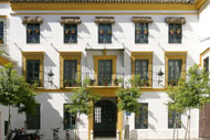 Luxury Spain Holidays - Hospes Las Casa del Rey de Baeza, Seville, Spanish City Breaks