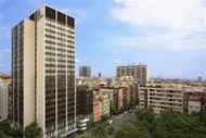 Luxury Spain Holidays - Melia Barcelona, Spanish City Breaks